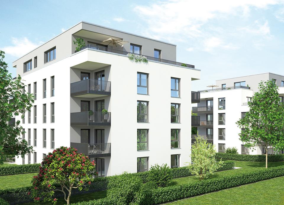 beethoven park neus tfm wohnbau augsburg. Black Bedroom Furniture Sets. Home Design Ideas